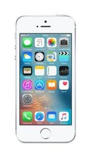 iPhone SE 16Go - ArgentMonobloc smartphone 4 pouces 16 Go avec WiFi avec APN 12 Mpixels USB NFC Bluetooth 4.2 113,0 g A9 iPhone SE