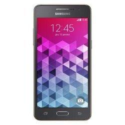 Galaxy Grand Prime SM-G530F - GrisMonobloc smartphone MicroSD avec GPS avec APN 8 Mpixels avec WiFi 8 Go 5 pouces Bluetooth 4.0 156,0 g Micro USB 1.2 Ghz Qualcomm Snapdragon 410