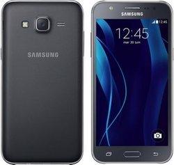 Galaxy J5 16Go - NoirMonobloc smartphone avec GPS 16 Go avec WiFi microSD High Capacity (microSDHC) 5 pouces avec APN 13 Mpixels Quad-Core Bluetooth 4.0 Jack 3.5 mm Micro USB 1.2 Ghz NFC 146,0 g RDS