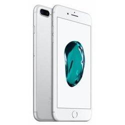 iPhone 7 Plus 32Go - Argentsmartphone avec GPS avec WiFi 32 Go avec APN 12 Mpixels Quad-Core 5,5 pouces NFC Bluetooth 4.2 4G+ iPhone 7 Plus 2.37 MHz 188g A10