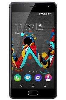 Ufeel Dual 16Go - Asphalte/NoirMicroSD avec GPS 16 Go avec WiFi 5 pouces avec APN 13 Mpixels Bluetooth 4.0 Smartphone Double SIM 4G LTE 1,3 GHz 145,0 g Cortex A7 Barre Capteur d'empreintes