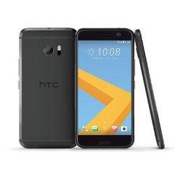 10 32Go - Carbone/GreyMonobloc smartphone MicroSD avec GPS avec WiFi 32 Go avec APN 12 Mpixels 161,0 g Quad-Core 2,2 GHz 4G LTE Bluetooth 4.2 3G 5,2 pouces 2G Lecteur d'empreintes digitales