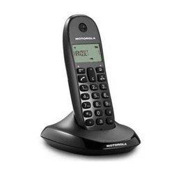 Classic Lite C10 Duotéléphone sans fil DECT avec répondeur 10 heures 50 mémoires 1 combiné sans mains libres