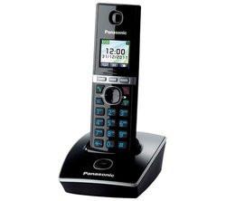 Téléphone fixe Panasonic KX-TG8051 - Noir pas cher   Prix   Clubic 28e1818fa055