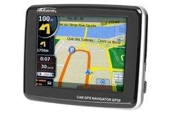 GP30 EuropeGPS auto 3,5 pouces Sans info trafic / TMC Secure Digital Europe Lecteur photo (JPEG) Lecteur vidéo