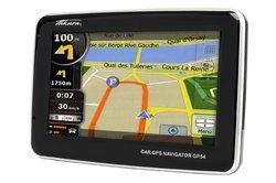 GP54 EuropeGPS auto Voiture / Moto Secure Digital 4,3 pouces Europe