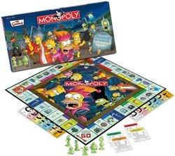 Société Jeux Cher De PrixClubic Pas Hasbro Monopoly Simpson Pk8N0OnXwZ