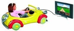JG6000NO - La voiture interactive gonflable Oui-Ouidès 3 ans