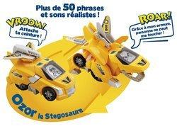 Switch & GO 122305  - Dino Ozor le Stegosauredès 3 ans