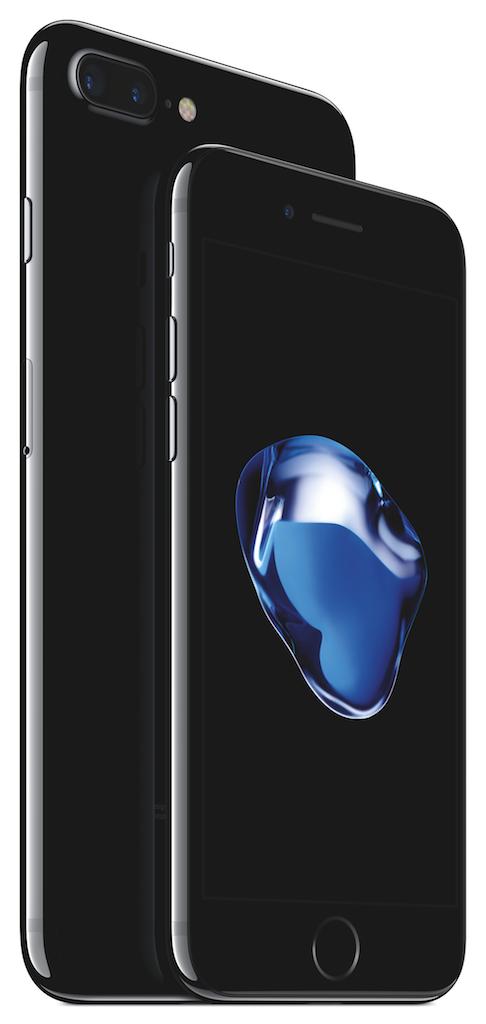 apple iphone 7 plus 32go noir pas cher prix clubic. Black Bedroom Furniture Sets. Home Design Ideas