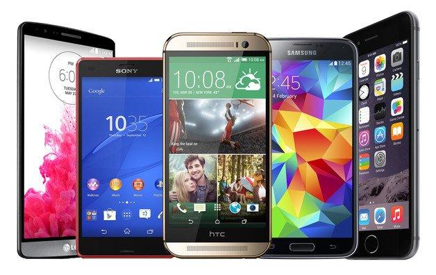 Smartphones & Téléphones