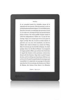 Kobo Aura H2OKobo Oui ePub PDF TXT Micro USB FB2