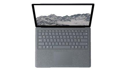 Surface Laptop8 Go Intel Core i5 Oui Ordinateur Portable 128 Go avec écran tactile IEEE 802.11a/b/g/n 2 an(s) Intel HD Graphics 620 223,0 mm 1,25 kg Platine 308 mm 13,5 pouces 2256 x 1504 14,3 heures Windows 10S 14,4 mm