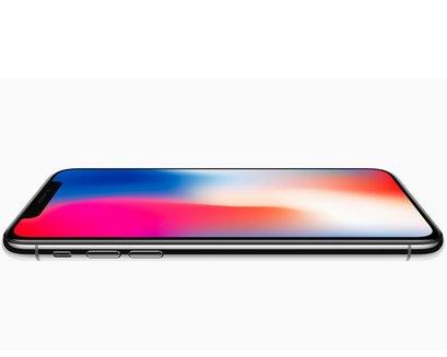 iPhone X Gris sidéral 64GoMonobloc Edge compatible MP3 smartphone 3G avec autofocus avec GPS iOS avec écran tactile avec WiFi 3G+ 3G++ avec stabilisateur d'image avec détection des visages avec APN 12 Mpixels avec double flash LED 4G LTE 4G 3 Go avec zoom optique WiFi 4G Etanche 174 g Avec double APN Tactile 5,8 pouces Bluetooth 5.0 iPhone X A11 Reconnaissance faciale 21h 64 Go Gris sidéral