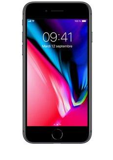 iPhone 8 64Go Gris sidéralMonobloc Edge compatible MP3 smartphone 3G avec autofocus avec GPS iOS avec écran tactile avec WiFi 3G+ 3G++ avec stabilisateur d'image avec détection des visages avec APN 12 Mpixels 14h 148 g 4,7 pouces avec double flash LED 4G LTE 2 Go 4G WiFi 4G Etanche Tactile Bluetooth 5.0 A11 iPhone 8 64 Go Gris sidéral