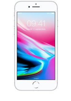 iPhone 8 64Go ArgentMonobloc Edge compatible MP3 smartphone 3G avec autofocus avec GPS iOS avec écran tactile avec WiFi 3G+ 3G++ avec stabilisateur d'image avec détection des visages avec APN 12 Mpixels 14h 148 g 4,7 pouces avec double flash LED 4G LTE 2 Go 4G WiFi 4G Etanche Tactile Bluetooth 5.0 A11 iPhone 8 64 Go Argent