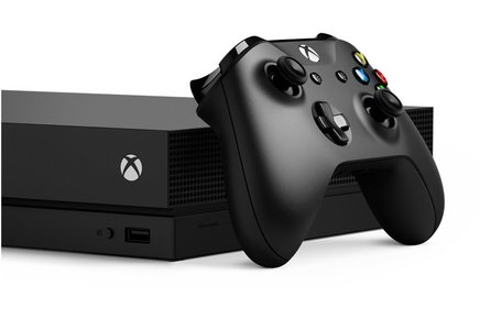 Xbox One X1 To Console Seule Xbox One X