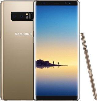 Galaxy Note 8 Or TopazeMonobloc Edge compatible MP3 smartphone 3G avec autofocus avec GPS avec écran tactile avec WiFi 3G+ 3G+ 3G++ avec stabilisateur d'image avec détection des visages Android avec APN 12 Mpixels avec double flash LED 64 Go 22h 195 g 2,3 GHz 6,3 pouces 4G avec zoom optique WiFi 4G Etanche 6 Go Avec double APN Tactile MicroSD jusqu'à 256Go Bluetooth 5.0 Mode portrait Galaxy Note 8 Exynos 8895 Octo-Core Or Topaze