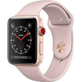 Watch Series 3 GPS + Cellular (38mm) Aluminium OrApple Watch Series 3 38mm Aluminium Or