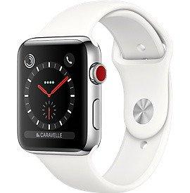 Watch Series 3 GPS + Cellular (38mm) Acier InoxydableApple Watch Series 3 38mm Acier Inoxidable