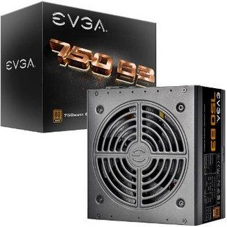 B3 750WInterne 1 5 an(s) 82% 80PLUS Alimentation ATX avec ventilateur Full-modulaire Bronze De 400 à 499 Watts 750 Watts