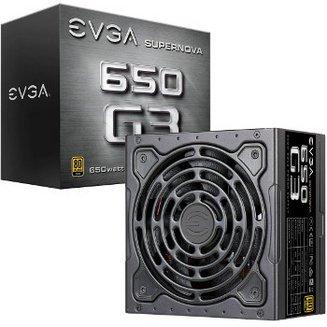 SuperNOVA G3 - 650WInterne 1 150,0 mm 92% 80PLUS Alimentation ATX 85,0 mm avec ventilateur Full-modulaire Plus de 1000 Watts Or 10 an(s) 650 Watts
