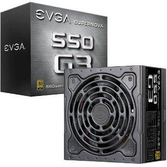 SuperNOVA G3 - 550WInterne 1 150,0 mm 92% 80PLUS Alimentation ATX 85,0 mm avec ventilateur Full-modulaire Plus de 1000 Watts Or 10 an(s) 550 Watts
