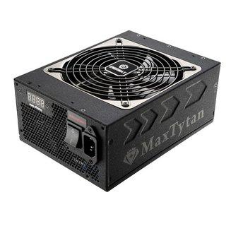 MaxTytan 1250WAlimentation ATX 12V et EPS 12V Interne 1 Modulaire 80PLUS avec ventilateur Titanium 5,2 kg 1250 Watts