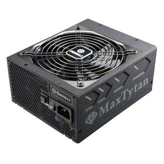 MaxTytan 800WAlimentation ATX 12V et EPS 12V Interne 1 Modulaire 80PLUS avec ventilateur Titanium 5,2 kg 800 Watts