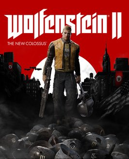Wolfenstein 2 : The New Colossus PS4PS4