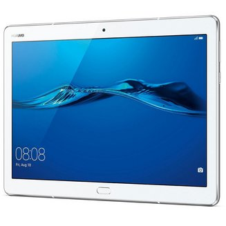 "MediaPad M3 Lite 10"" Blanc LTE10,1 pouces Wifi 32Go Android Tablette 1,40 GHz 1920 x 1200 Full HD 3 Go microSDXC Bluetooth 4.1 Snapdragon 435 Android 7.0 Nougat Octo-Core (8 coeurs) 4G LTE MediaPad Qualcomm Snapdragon 435 Octo-Core IPS 6500 mAh"