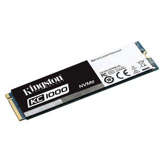 KC1000 M.2 PCIe NVMe - 480 Go (SKC1000/480G)Interne SSD PC 3 an(s) M.2 10 g 480 Go