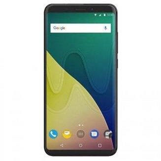 View XL 4G - 32 Go - NoirMonobloc Edge avec flash 3G avec autofocus MicroSD avec GPS avec écran tactile avec WiFi 3G+ 3G++ avec stabilisateur d'image 32 Go Android avec double flash LED avec APN 13 Mpixels 4G LTE Smartphone Double SIM 190h Bluetooth 4.2 1,4 GHz 4G 3 Go 171,0 g Tactile 5,99 pouces 22h Qualcomm Snapdragon 425 MSM8917 View XL Noir