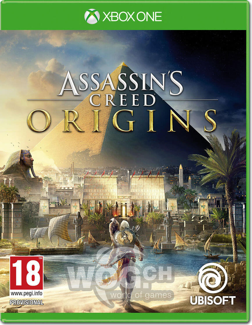Plus de 20 millions de photos — Assassin's Creed Origins