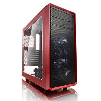 Focus G Mystic RedATX Micro ATX Acier sans alimentation 4 x 120mm Moyen Tour Mini ITX 140 mm 2 x 140mm Noir / rouge 120 mm 1 2 1 an(s) 2 6 2