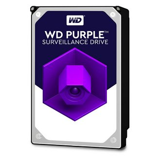 Purple Videosurveillance - 3 ToInterne 5400 tours / minute Serial ATA III PC 3 an(s) 0,68 kg 3 To