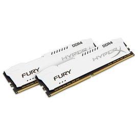 HyperX Fury Blanc 2 x 8 Go DDR4 PC17000 (HX421C14FW2K2/16)