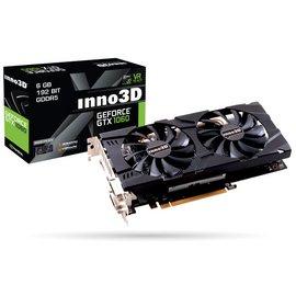 GeForce GTX 1060 TWIN X2 - 6 Go (N106F-5SDN-N5GS)