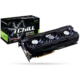 iChiLL GeForce GTX 1080 Ti X3 Ultra - 11 Go (C108T3-1SDN-Q6MNX)