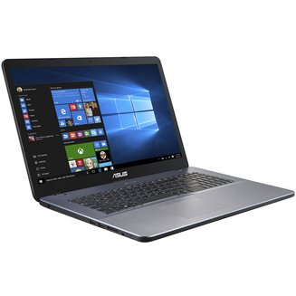 P1700UA-BX298RQuad-core (4 Core) 8 Go 500 Go Intel Core i5 17,3 pouces Ordinateur Portable 1600 x 900 2 an(s) Intel HD Graphics 620 IEEE 802.11ac gris Intel Core i5-8250U Windows 10 Professionnel 64 bits Bluetooth 4.1 2,6 kg
