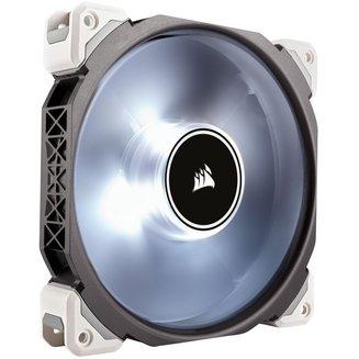 Air Series ML 140 Pro LED - Blanc2000 tours/mn Ventilateur 37 dBA Pour boîtier 140 mm Boitier PC 97 CFM 16 à 37 dBA