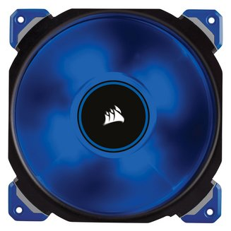 Air Series ML 140 Pro LED - Bleu2000 tours/mn Ventilateur 37 dBA Pour boîtier 140 mm Boitier PC 97 CFM 16 à 37 dBA