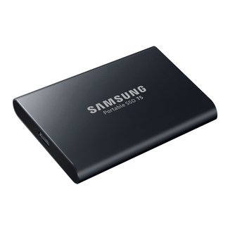 SSD Portable T5 - 1 ToMac PC 1 an(s) Externe SSD USB 3.1 51 g 1 To