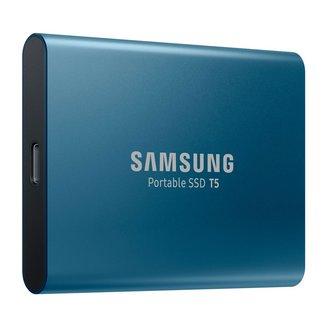SSD Portable T5 - 250 GoMac PC 1 an(s) Externe SSD USB 3.1 51 g 250 Go