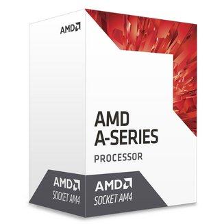 A10-9700E (3 GHz)3 GHz Quad-core (4 Core) 2 Mo AMD 3,50 GHz 3 an(s) AMD Socket AM4 AMD A10 Radeon R7