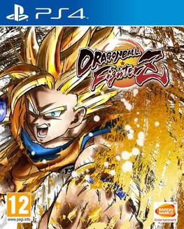 Dragon Ball FigtherZ PS4PS4