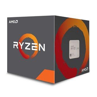 Ryzen 3 1200 Wraith Stealth Edition (3.1 GHz)Quad-core (4 Core) 2 Mo 8 Mo 3,1 Ghz Quad Core AMD Ventilateur Radiateur 3 an(s) Socket AM4 3,40 GHz AMD Ryzen 3