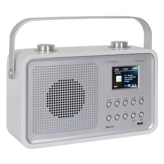 DAB2go+ - Blancsans station d'acceuil sans radio internet Radio reveil sans port USB