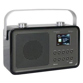 DAB2go+ - Noirsans station d'acceuil sans radio internet Radio reveil sans port USB