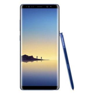 Galaxy Note 8 BleuMonobloc Edge compatible MP3 smartphone 3G avec autofocus avec GPS avec écran tactile avec WiFi 3G+ 3G+ 3G++ avec stabilisateur d'image avec détection des visages Android avec APN 12 Mpixels avec double flash LED 64 Go 22h 195 g 2,3 GHz 6,3 pouces 4G avec zoom optique WiFi 4G Etanche 6 Go Avec double APN Tactile MicroSD jusqu'à 256Go Bluetooth 5.0 Mode portrait Galaxy Note 8 Exynos 8895 Octo-Core Bleu